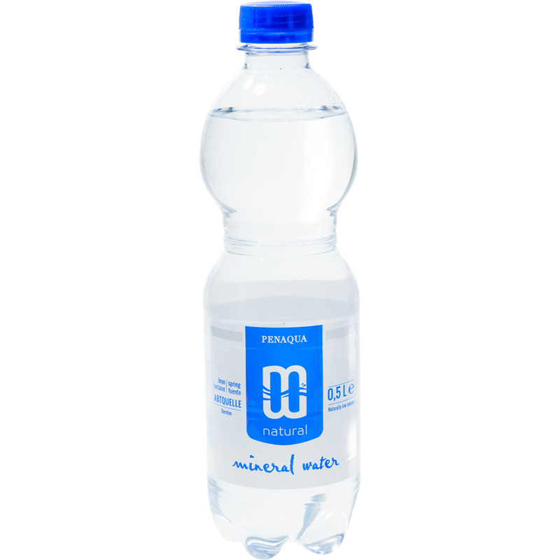 Penaqua Mineraalwater naturel blauw