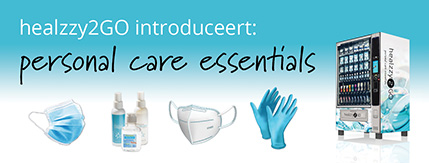 Healzzy2Go introduceert Personal Care Essentials